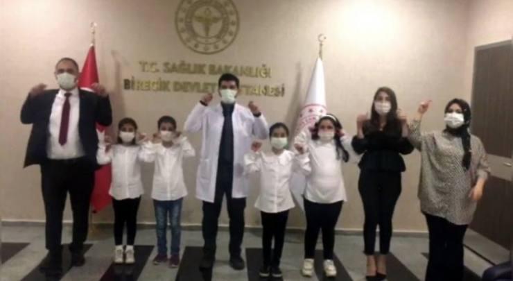 İşaret diliyle pandemi!…