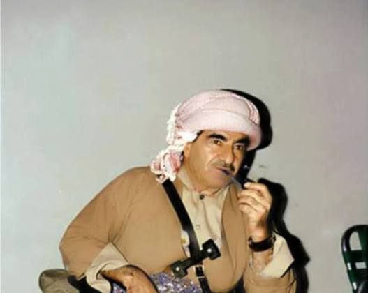 Mustafa Barzani Anıldı…