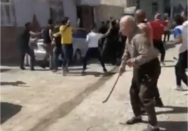Viranşehir'de Kavga 6 yaralı