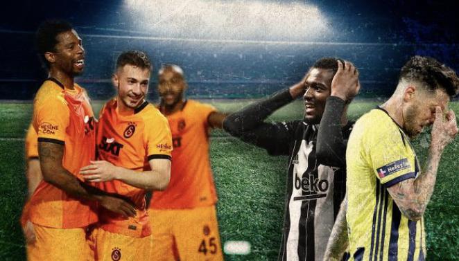 Süper Lig'in zirvesi karıştı