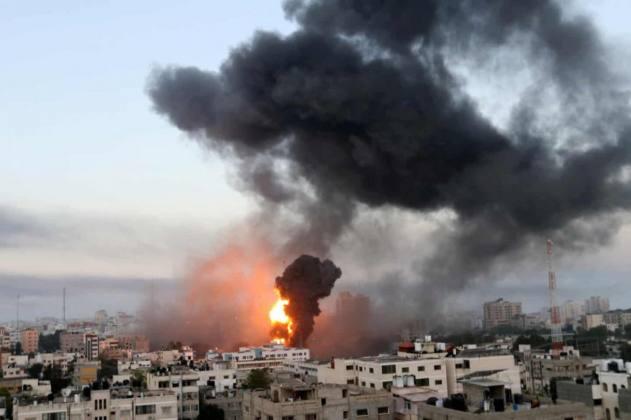 İsrail Ordusu Gazze'ye Girdi!