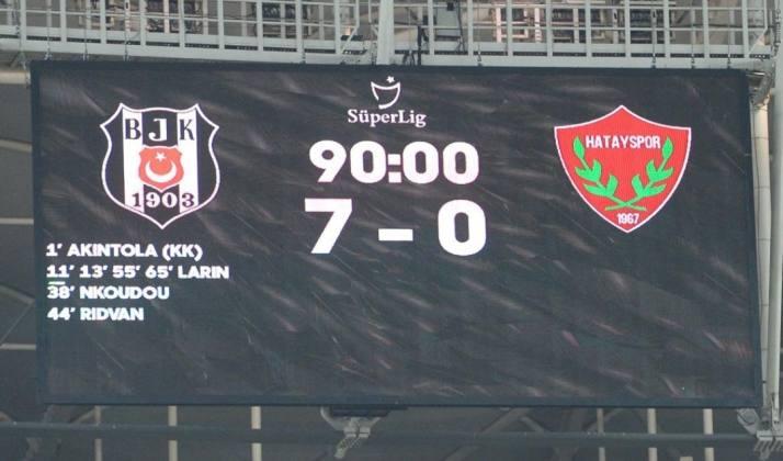 Beşiktaş Şampiyonluğa Koşuyor