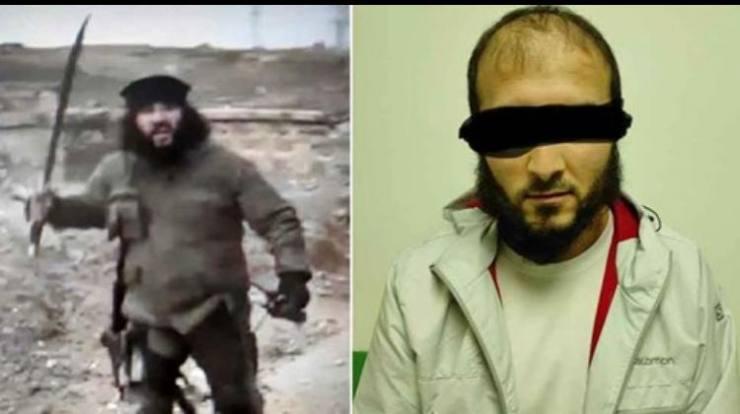 DAEŞ'lı Terörist Yakalandı