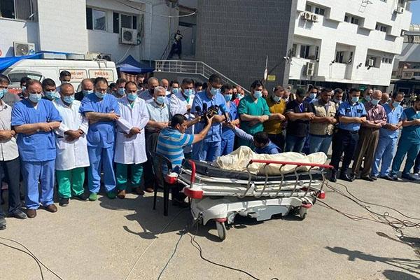 """""""İsrail'in Saldırıları İnsani Felakete Yol Açıyor"""""""