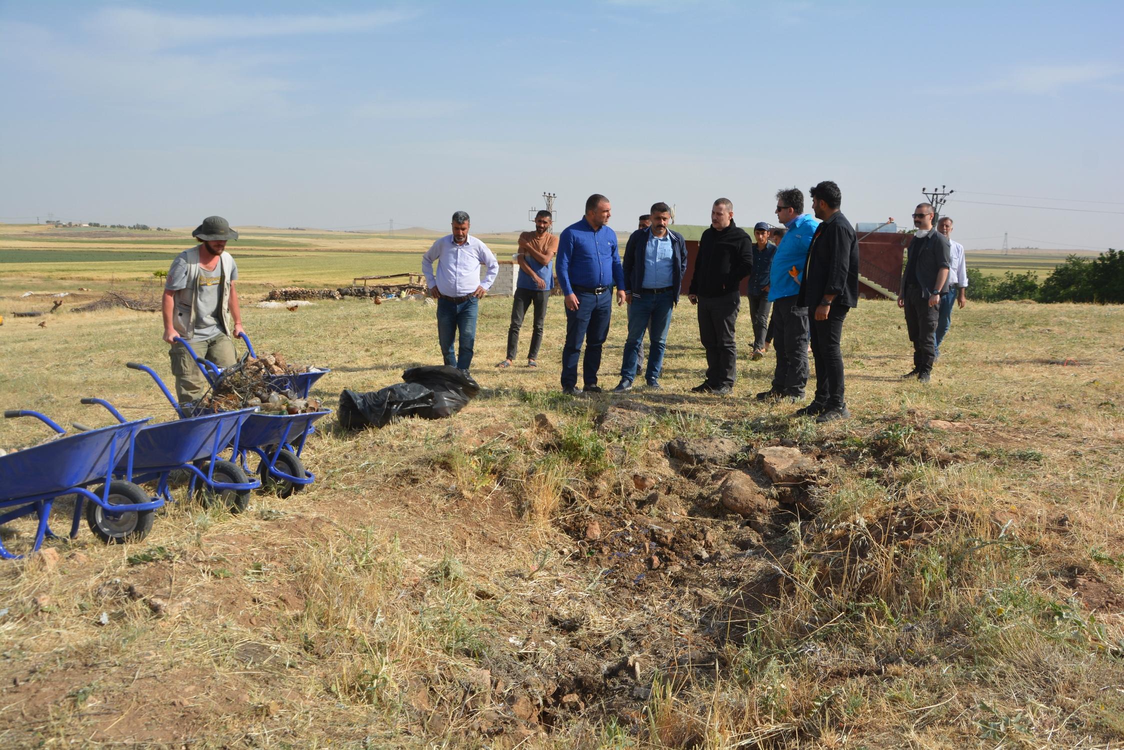Sefertepe'de Arkeolojik Kazı Çalışmaları Başladı
