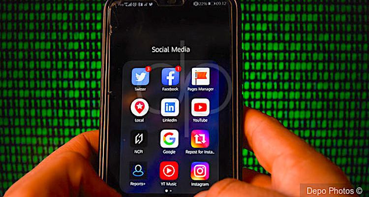 Sosyal medyadaki başkanlar