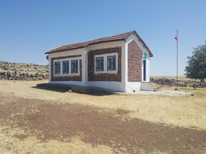Kırsal Mahallelerdeki Okullar Tadilat