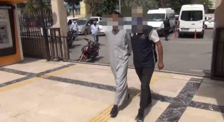 Terör Arabulucusu Tutuklandı