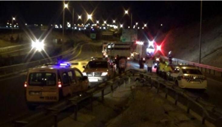 Trafik kazası: 1'i ağır, 3 yaralı