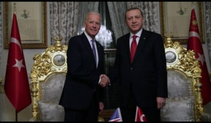 Erdoğan, NATO Karargahında