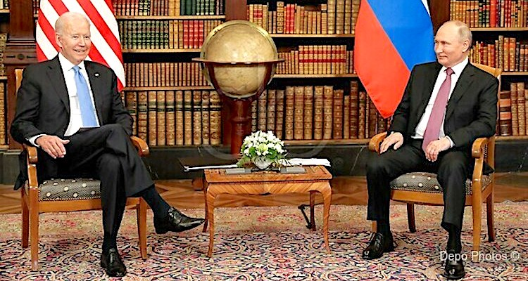 Biden-Putin zirvesi