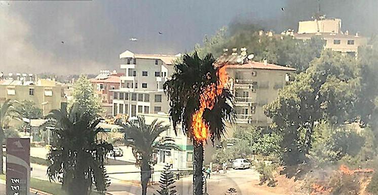 Yangınlarda son durum