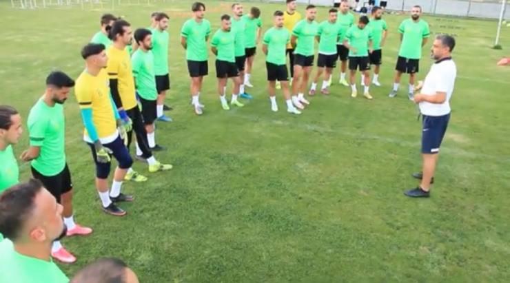 Urfaspor, hazırlık maçını kazandı