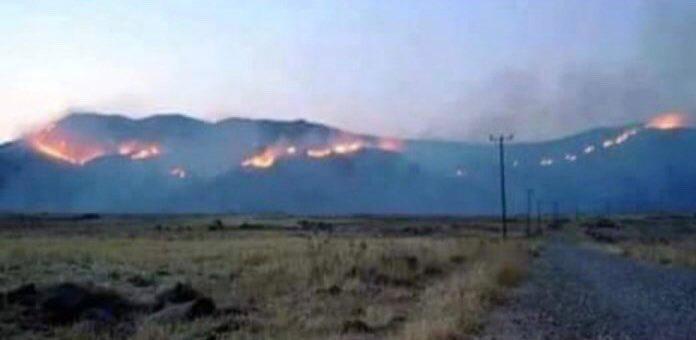 Baro'lardan yangın açıklaması