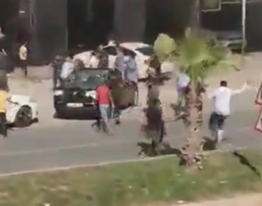 Akçakale'de Kavga 6 yaralı