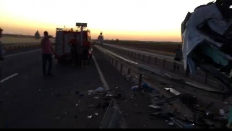 trafik kazası, 1 ölü 1 yaralı