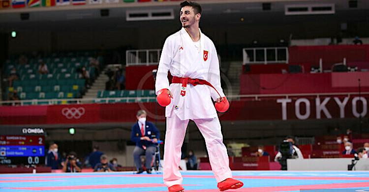 Eray Şamdan olimpiyat ikincisi