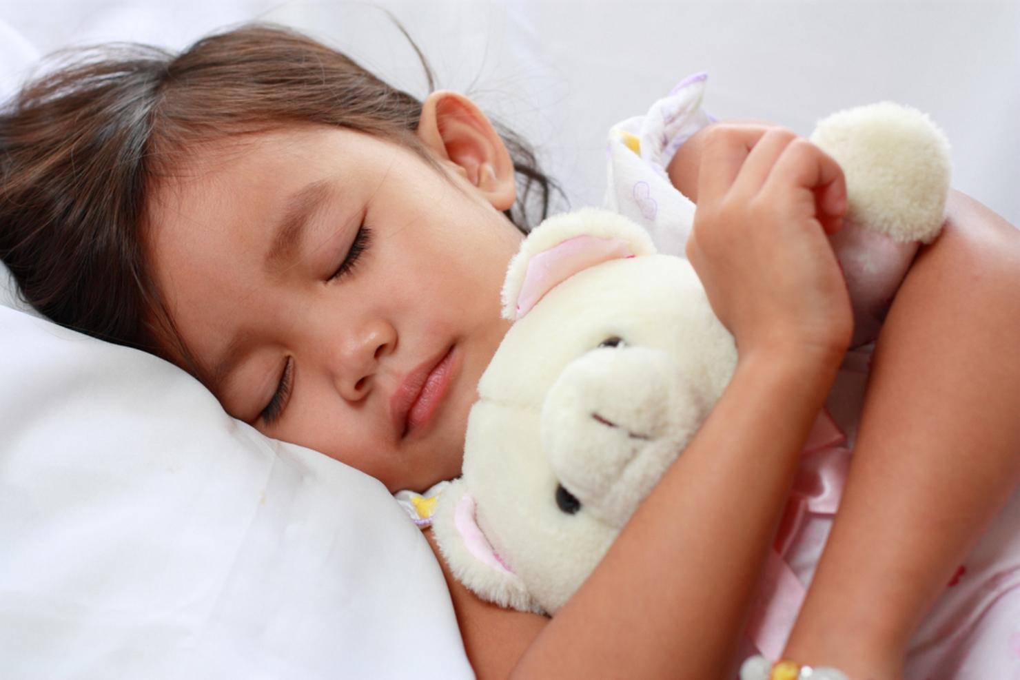 Çocuklarda Uyku Düzeninin Önemi