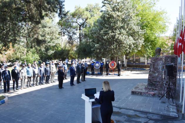 Hilvan'da Gaziler Günü kutlandı