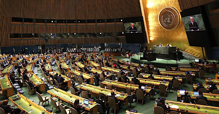 Erdoğan, BM'de konuştu