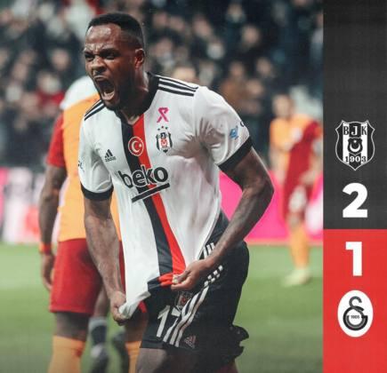 Derbinin Kazananı Beşiktaş