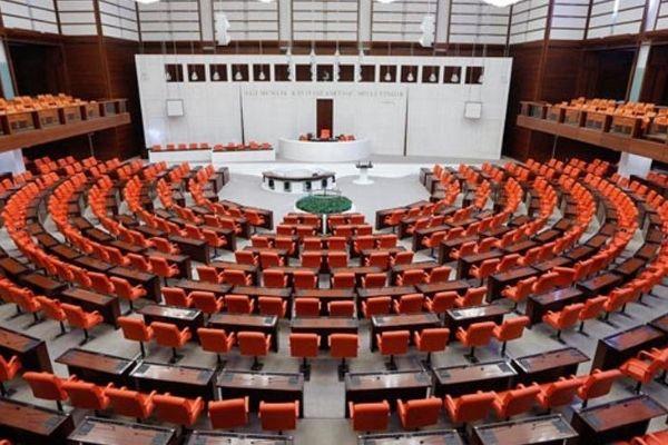 Irak-Suriye tezkeresine Meclis'ten Onay